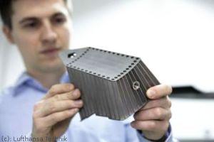 Lufthansa Technik bündelt Know-how zu 3D-Druck
