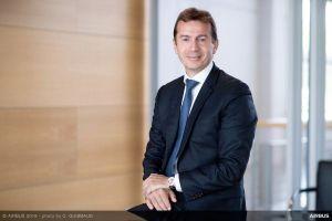 Guillaume Faury designierter Airbus SE-Chef