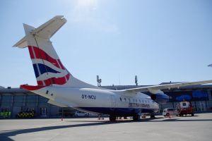 Bodensee: SUN-AIR stockt mit Do 328 nach Hamburg auf