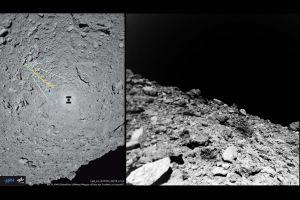 MASCOT: Neue Fotos nach der Asteroidenlandung