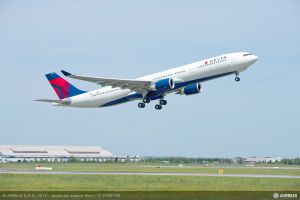 Delta Air Lines nutzt jetzt Airbus-Cloud Skywise