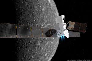 Vorfreude auf Start zum Merkur