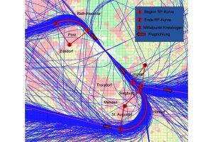 RNP für Köln/Bonn: Leiserer Anflug von Flugzeugen