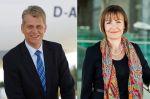 Volkens und Hohmeister in den Lufthansa-Vorstand berufen