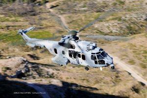 Flotte der H225M für die RTAF wächst auf acht