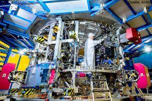 Mondraumschiff der NASA wesentlich aus Deutschland