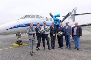Stuttgart –  FMO bewährtes Business von AIS Airlines