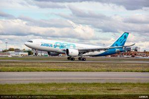 A330neo: Erstflug für kleine A330-800