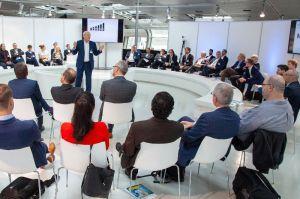Air Cargo: gemeinsames Brainstorming am Fraport
