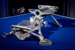 OHB bekommt Zuschlag: Prototyp vom 3D-Druck aus Alu