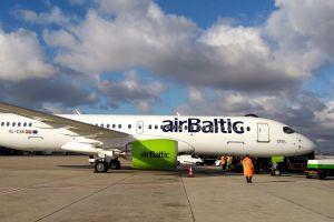 A220 besucht Türkei mit Vorführflug