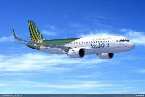 Zehn Airbus A320neo für Al-Qahtani Aviation