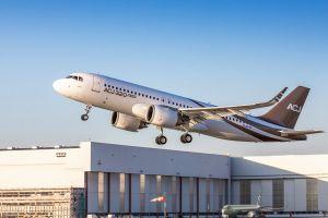 Airbus startet ersten ACJ320neo