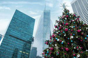 Weihnachsshopping: Komfortabel zum Big Apple
