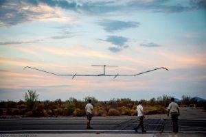 Airbus eröffnet erste Betriebsbasis für Zephyr