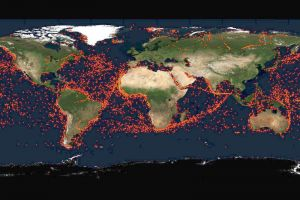 EAGLET 1 im All: Schiffsortung per AIS und Optik