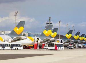 Condor netzwerkt: Interline mit Air Baltic und LIAT