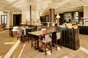 Lufthansa Panorama Lounge am Fraport eröffnet