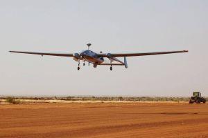 Airbus betreibt Drohne Heron 1 für Deutschland weiter