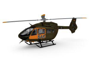 Sieben H145 ersetzen SAR Bell UH-1D der Bundeswehr