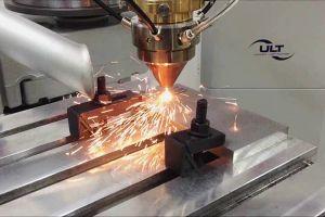 Laserschweißen generiert Ersatzteile für die Luftfahrt