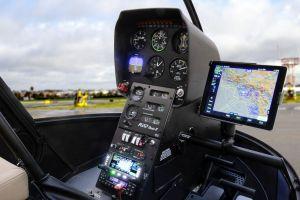 Avidyne-Avionik für Robinson Helicopter