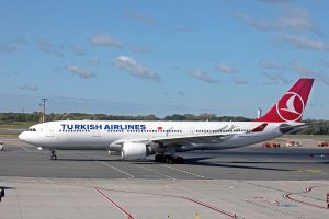 Turkish Airlines kommt mit A330 nach Hamburg
