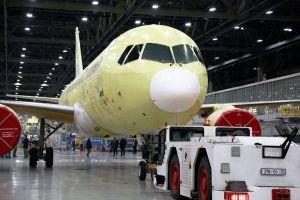 MC-21-Programm jetzt mit drei Testflugzeugen