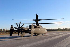 Boeing und Sikorsky zeigen neuartigen SB>1 DEFIANT™