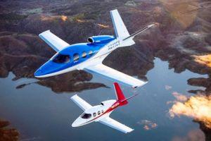 Cirrus zeigt zweite Generation des Vision Jet