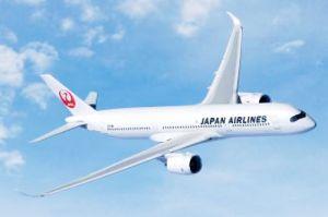 LHT versorgt Airbus A350 von Japan Airlines