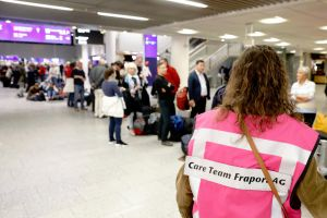 Fraport: Flugbetrieb nach Streik normalisiert sich