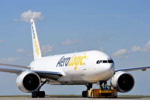 AeroLogic bekommt neue Boeing 777F für LEJ