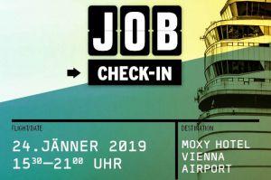 Ausbildungsmesse erklärt Berufsleben am Flughafen Wien