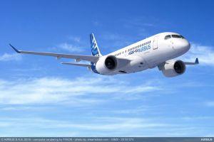 Airbus in den USA: Grundsteinlegung für A220-Werk