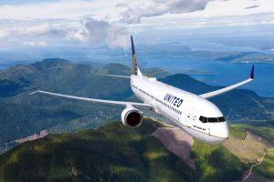 28 neue Flugzeuge von Boeing für United Airlines