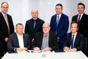 LHT und FADEC Alliance kooperieren 25 Jahre für LEAP