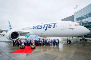 Westjet empfängt ersten Dreamliner – Dublin als Ziel