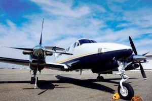 Airline mit King Air 350 neu im BARIG
