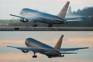 KC-46: Die ersten zwei Flugzeuge bei Air Force