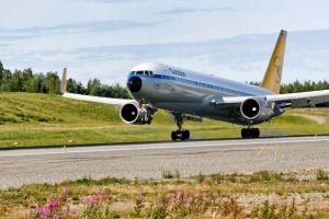 Condor baut Flotte aus mit Boeing 757, A321 und A330