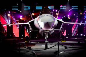Rollout der F-35 Lightning II für die Niederlande