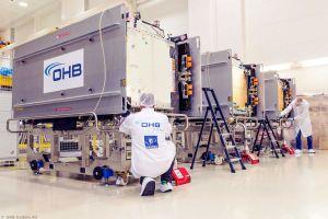 Galileo: Vier Satelliten nehmen die Arbeit auf