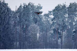Bundeswehr und Flugsicherung testen Drohnenabwehr