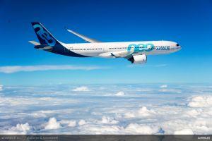 Airbus formt großen Auftritt auf Aero India