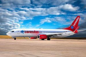 Corendon Airlines stationiert Boeing 737 am FMO