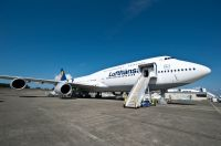 Zweite Boeing 747-8 Intercontinental an Lufthansa ausgeliefert