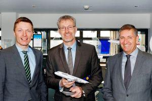 Ökokerosin aus Windkraft für Lufthansa in Hamburg