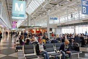 Eurowings zieht in München ins Terminal 1 A