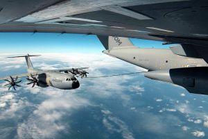 A400M: Treibstofftanks im Frachtraum zugelassen